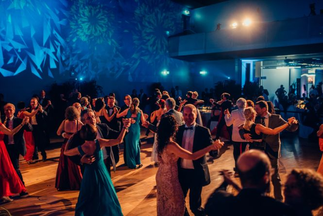 Impressionen vom Campus-Ball Krems 2018