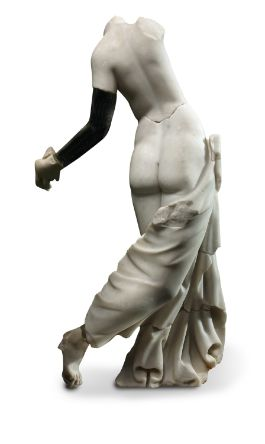 Statuette of a dancing maenad, 2nd century AD