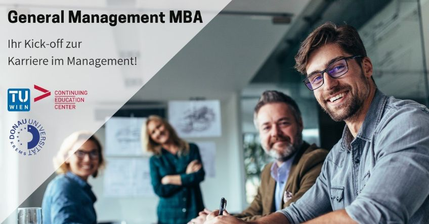 General Management MBA - Kick off