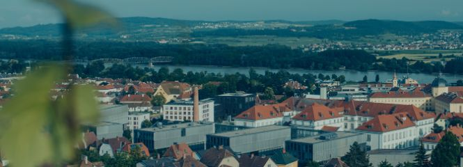 View of Krems
