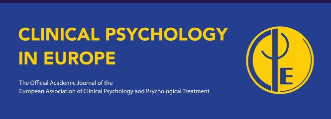 Clinical Psychology in Europe Titelseite