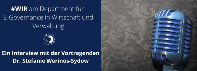 Interview mit der Vortragenden Dr. Stefanie Werinos-Sydow