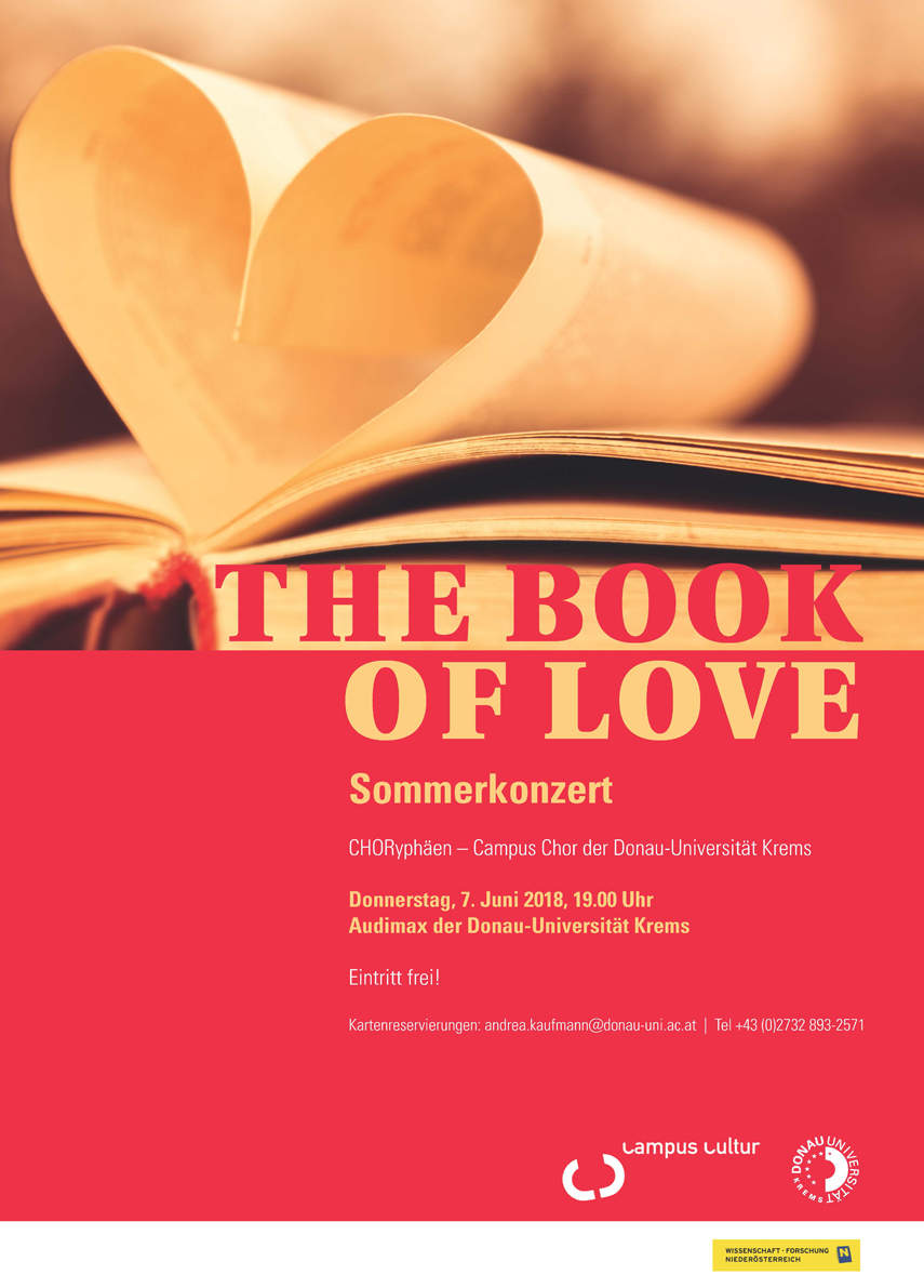 Plakat The Book of Love