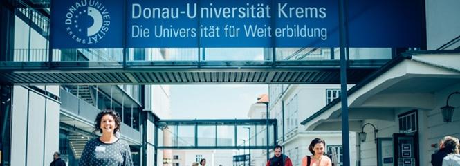 Gut informiert durch die Krise - Donau-Universitt Krems