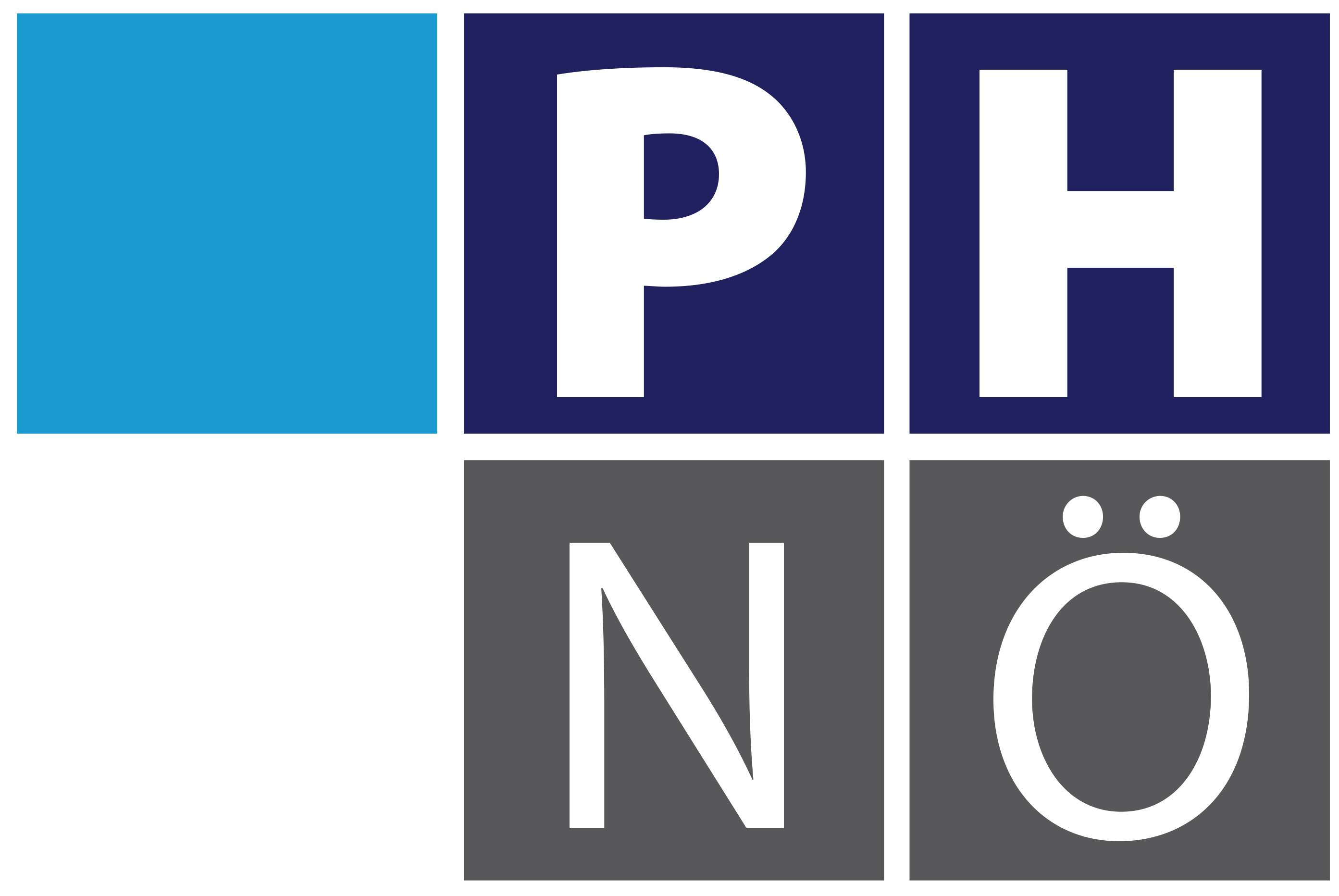 PH NÖ Logo